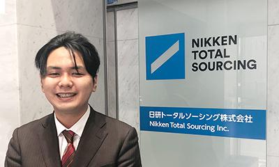 日研トータルソーシング株式会社・メディカルケア事業部の導入事例